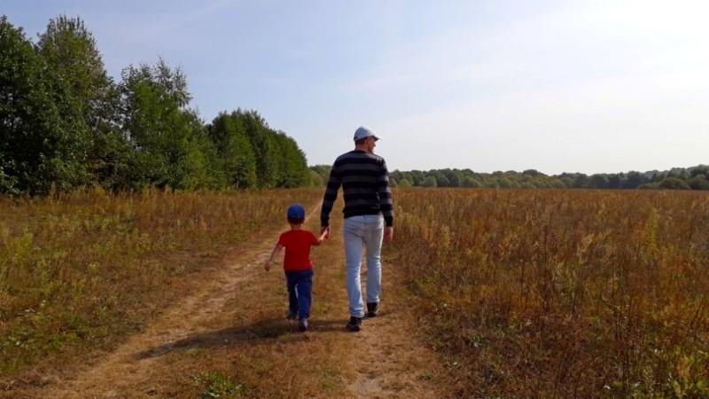 Прогулка в Хотылево