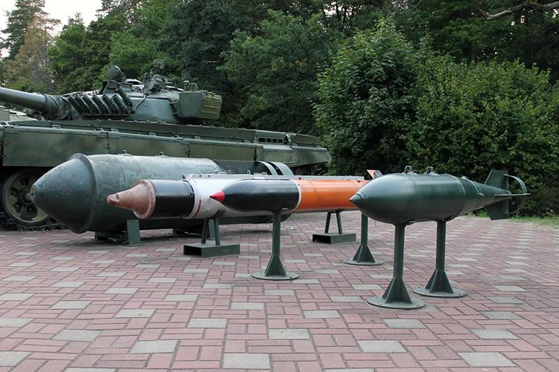 Бомбы партизанская поляна