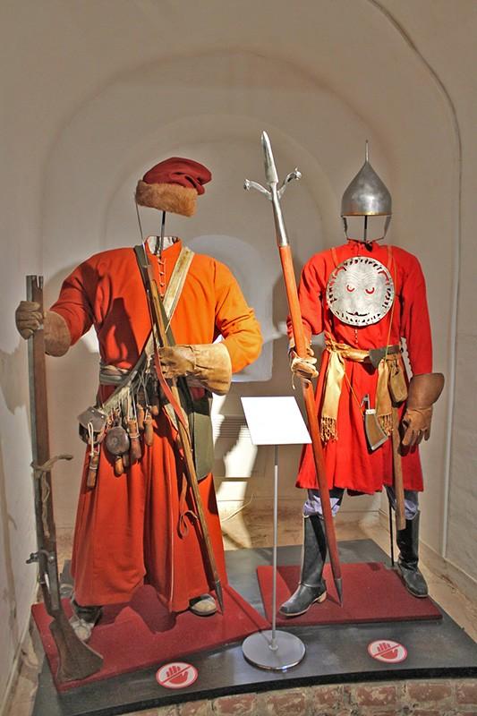 Музей в Громовой башне