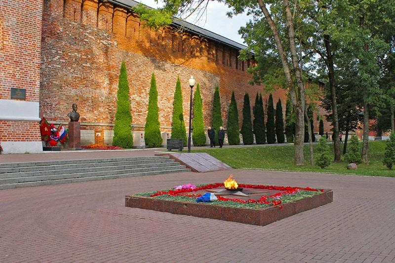 Вечный огонь Смоленск