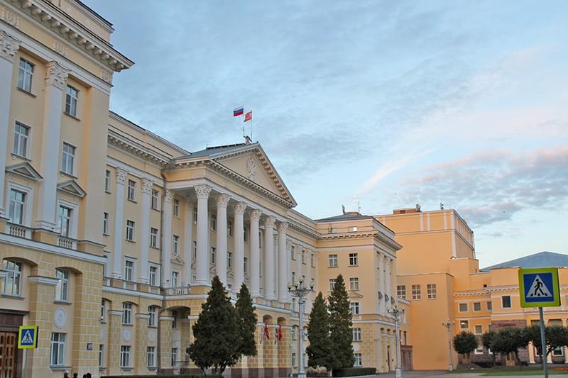 Смоленск администрация