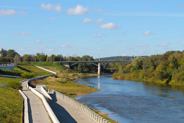Нижний мост Смоленск