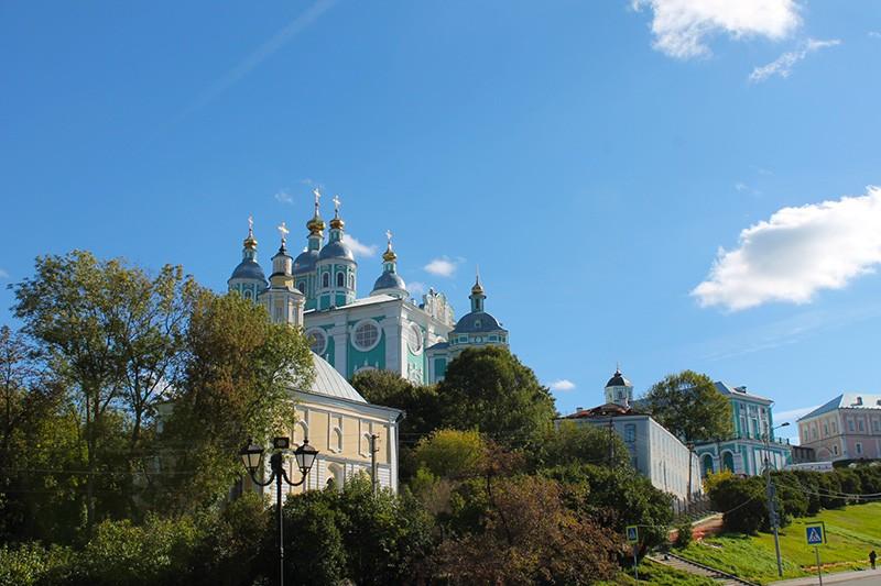 Свято-Успенский кафедральный собор Смоленск