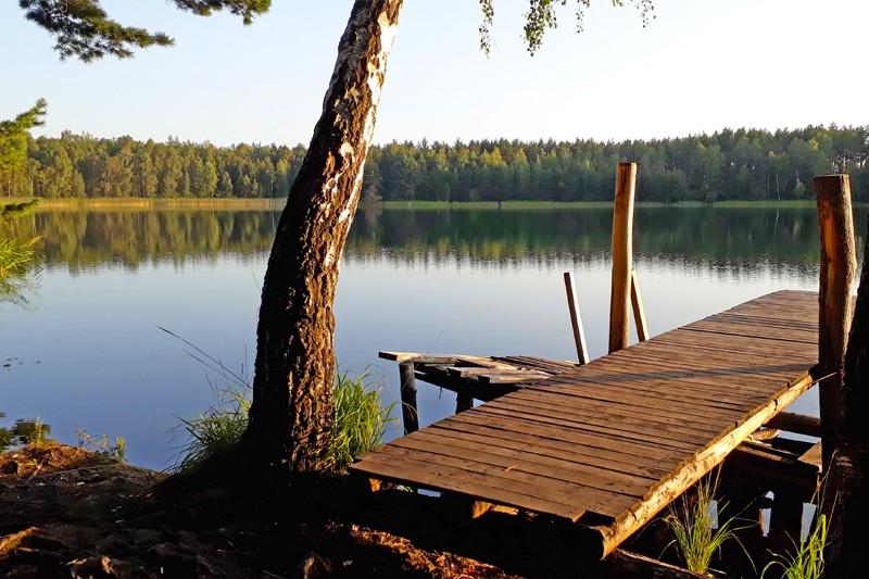 Святое озеро Жуковский район