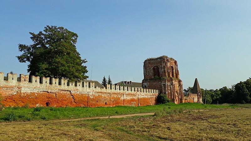 Преображенский монастырь в Севске