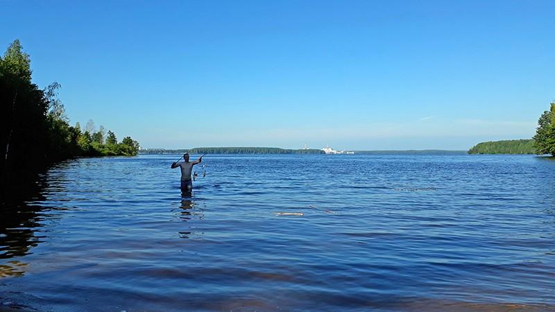 Десногорское водохранилище: выбор места для отдыха