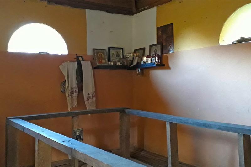 Купальня святой источник Сельцо