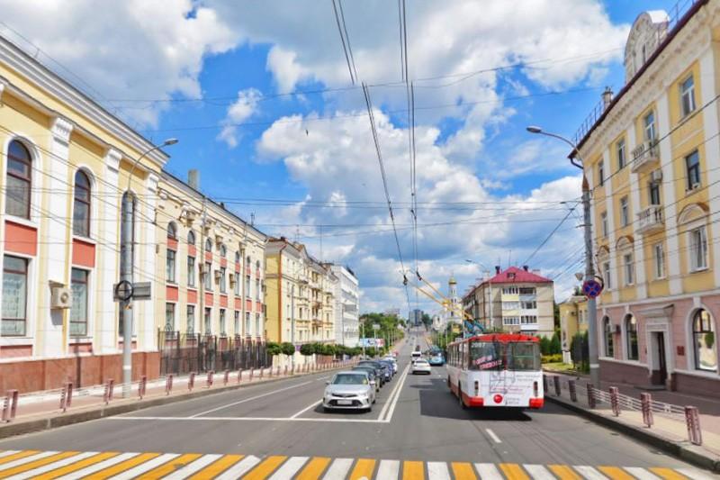 Проспект Ленина Брянск