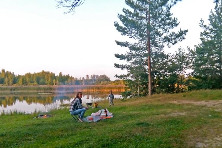 Новониколаевка: пруд, река Серижа, сбитый самолет «Дуглас»