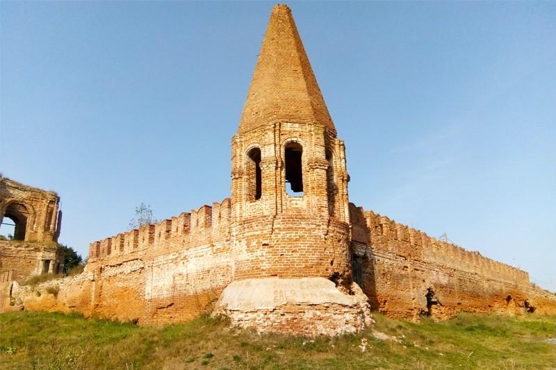 Спасо-Преображенский монастырь Севск