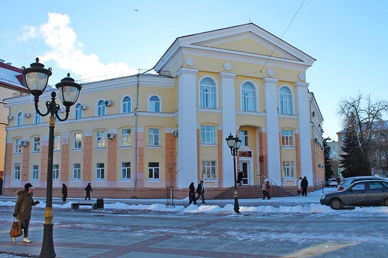 Дом профсоюзов Брянск