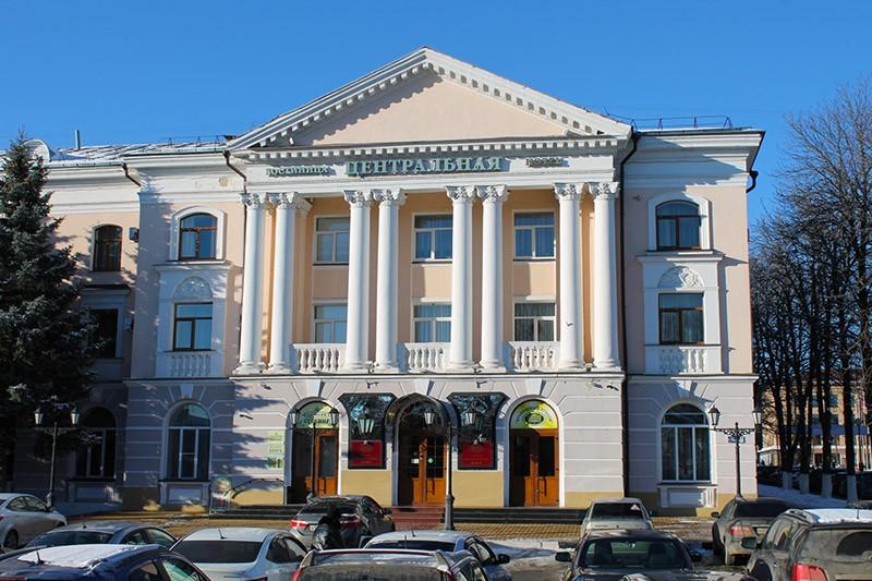 Центральная гостиница Брянск