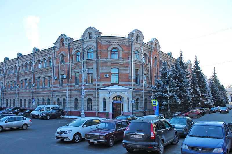 Здание женской гимназии 1907 года Брянск