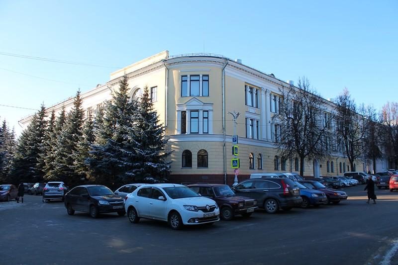 Библиотека имени Тютчева Брянск