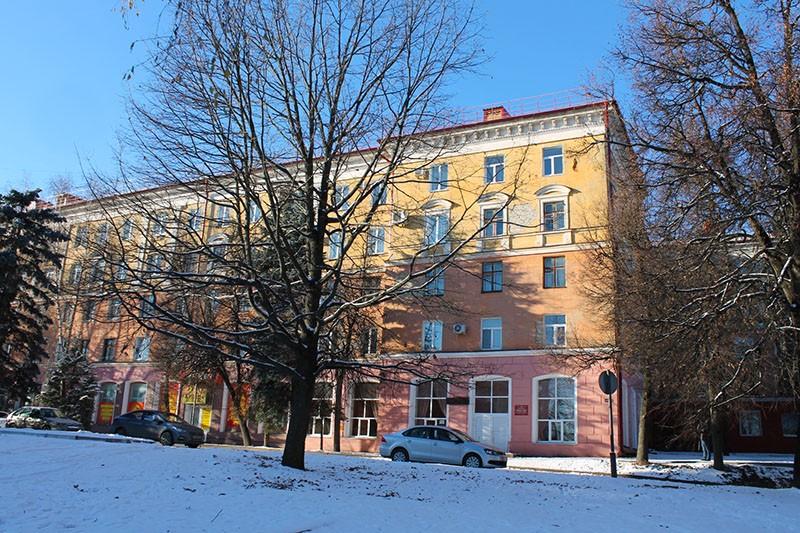 Жилой дом Брянск 1950 год