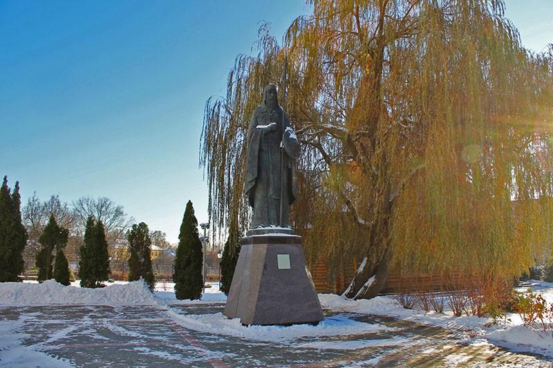 Памятник Пересвету