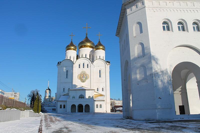 Свято-Троицкий собор Брянск
