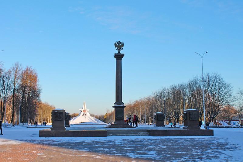 тела «Брянск – город воинской славы»