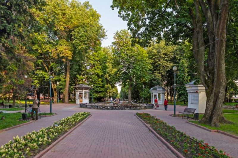 Площадь Карла Маркса Брянск