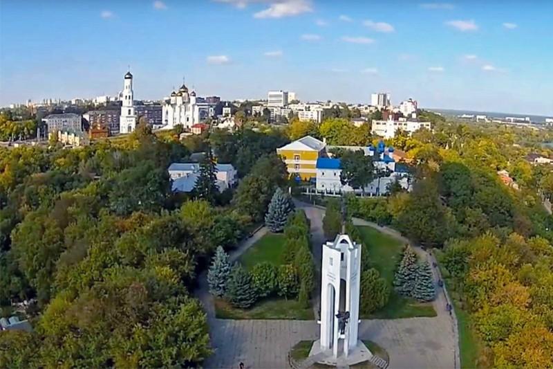 Достопримечательности города Брянска