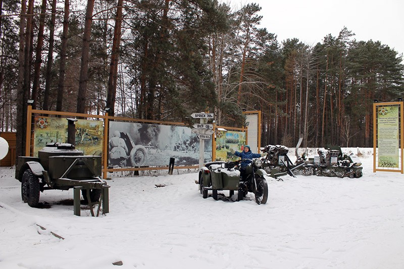 Раздолье Брянск: база отдыха зимой