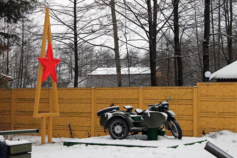 Раздолье Брянск военная выставка