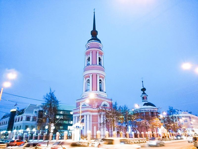Мироносицкая церковь Калуга