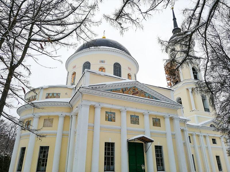 Свято-Троицкий кафедральный собор Калуга