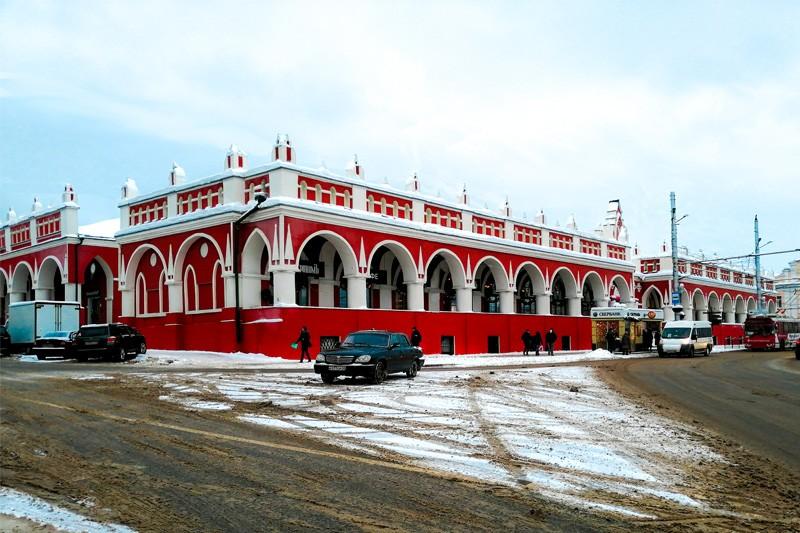Гостиный двор Калуга