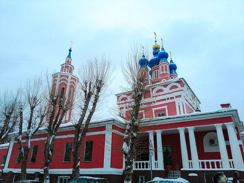 Никитский храм в честь Рождества Пресвятой Богородицы
