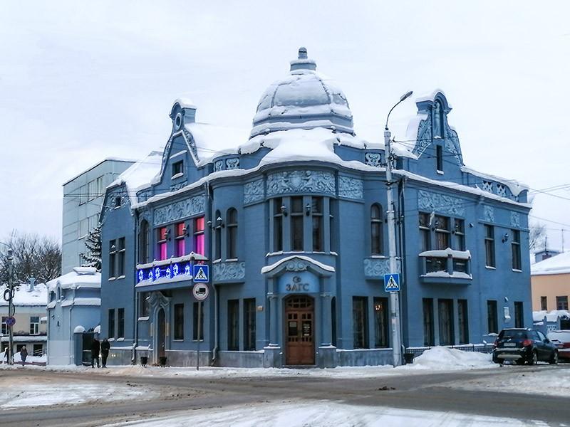 Дом Теренина в Калуге