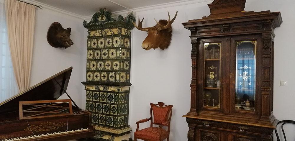 Дом Билибина - дом Шамиля в Калуге