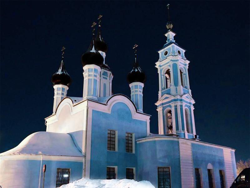 Успенская церковь в Калуге