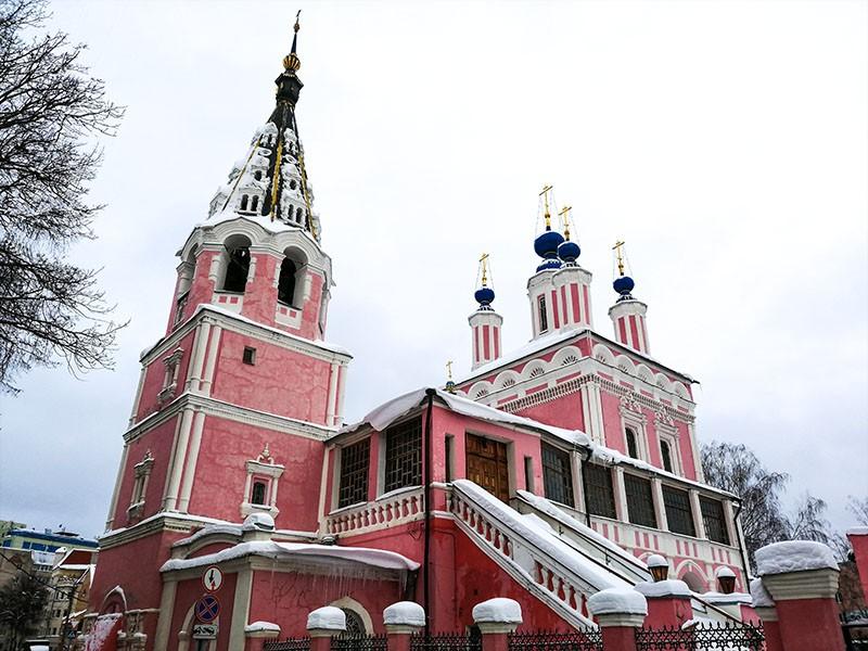 Свято-Георгиевский собор в Калуге