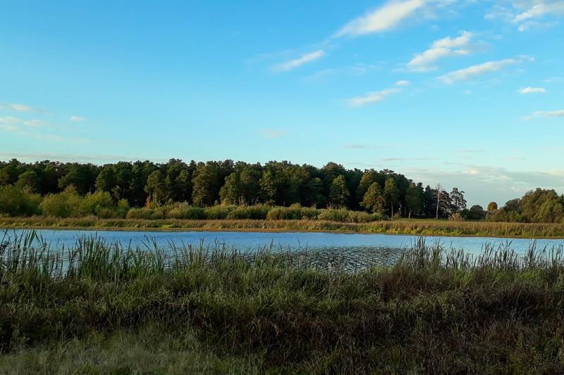 Озеро Саловское