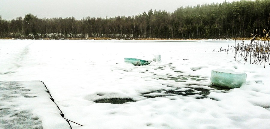 Озеро Круглое