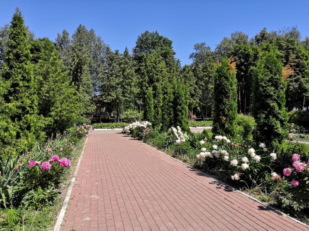 Трубчевский парк культуры и отдыха