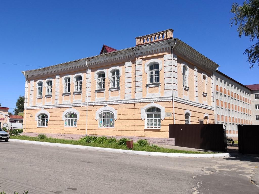 Женская гимназия (дом Соколовой) Трубчевск