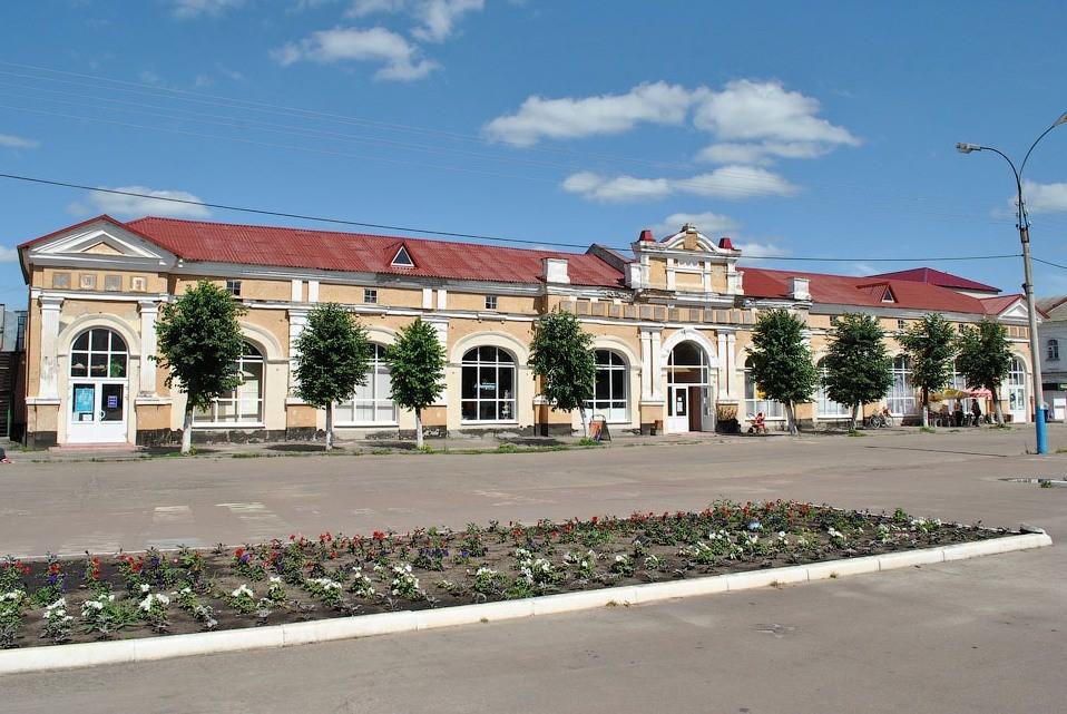 Гостиный двор Трубчевск
