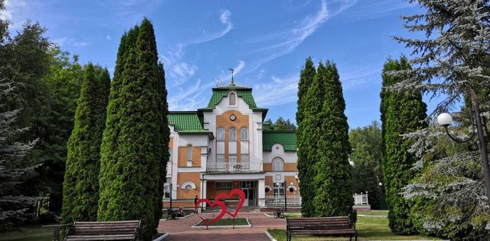 """Ресторанно-гостиничный комплекс """"Орловское полесье"""