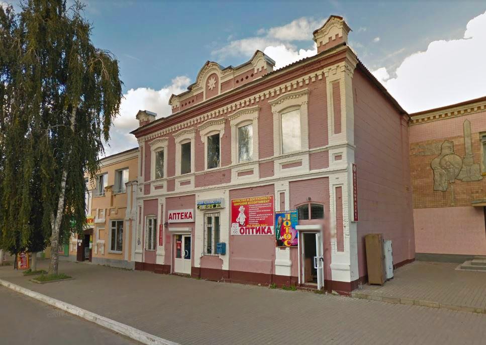 Дом купца Филькова Трубчевск