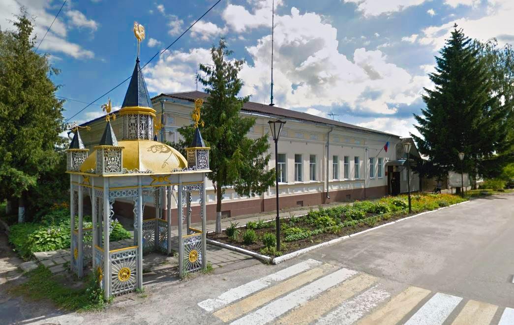 Дом купца Яськова Трубчевск