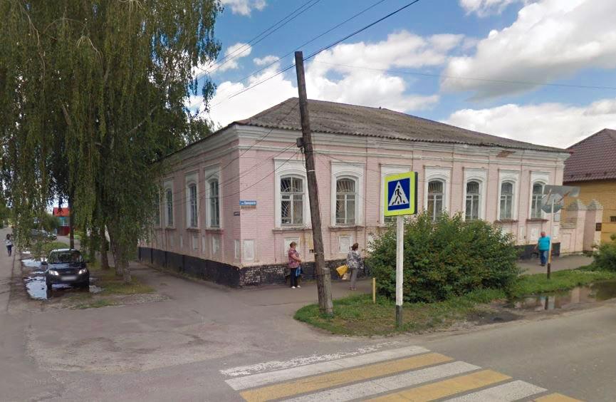 Дом купца Сорокина Трубчевск