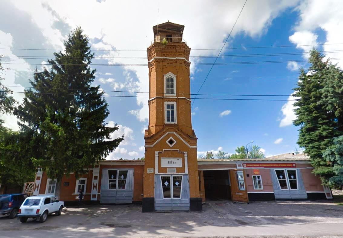 Пожарная каланча Трубчевск