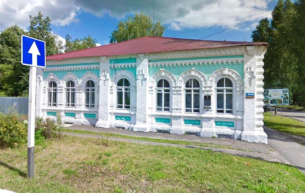 Трубчевск памятник архитектуры 19 века