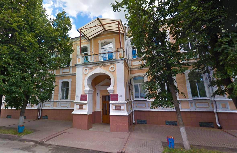 Здание земской управы Трубчевск