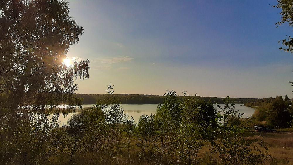 Озеро Белоголовль
