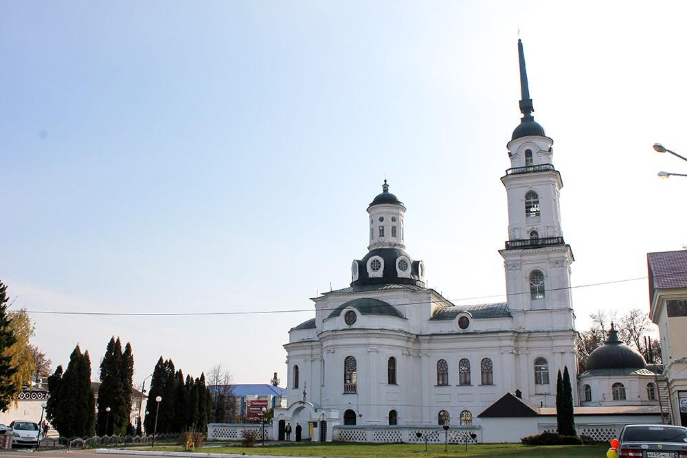 воскресенский собор в почепе