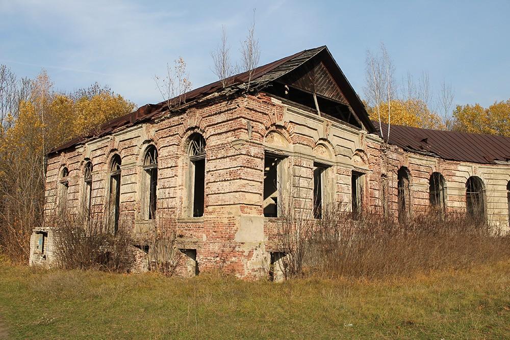 Усадьба П.В. Завадовского