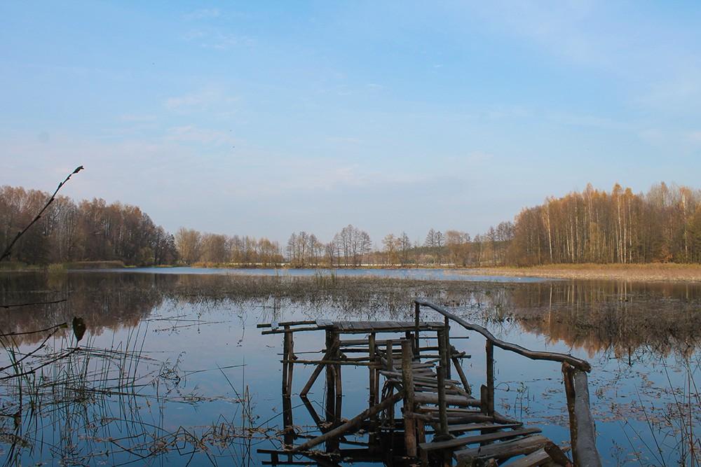 Приусадебный парк усадьбы Завадовского
